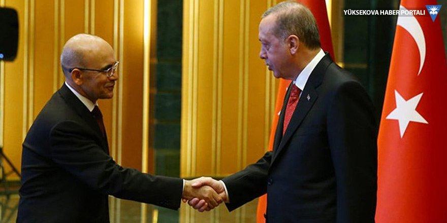 Mehmet Şimşek, Erdoğan'a ne anlattı?