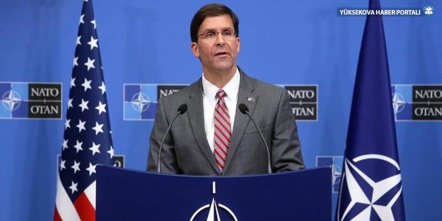 ABD: Suriye'de 600 asker bıraktık