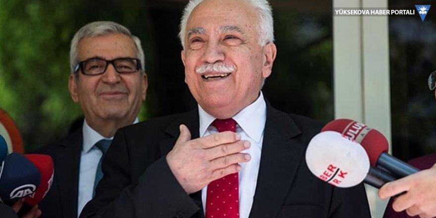 Perinçek: Gül, Babacan, ve Davutoğlu FETÖ'nün siyasi ayağı