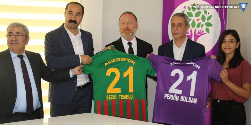 Amedspor Kulübü Başkanı Kılavuz: Türkiye'nin barış kervanı olmaya hazırız