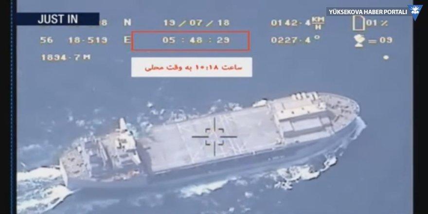 İran Devrim Muhafızları, İngiliz petrol tankerini alıkoydu