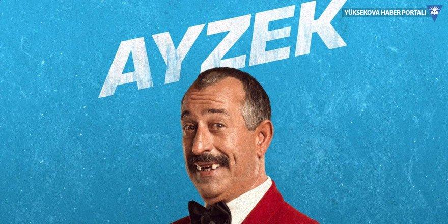 Cem Yılmaz'dan yeni film: Ayzek!
