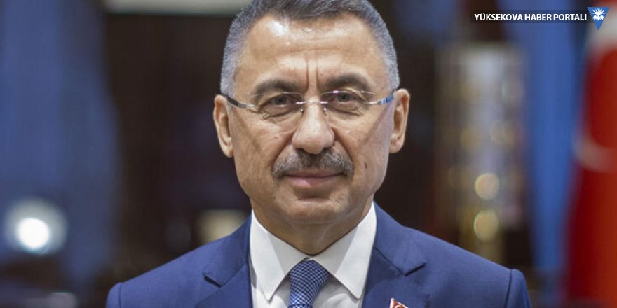 Cumhurbaşkanı Yardımcısı Fuat Oktay'ın kayyım savunması: Demokrasi mücadelemiz çerçevesinde