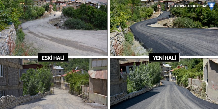 Hakkari Belediyesi çalışmalarını paylaştı