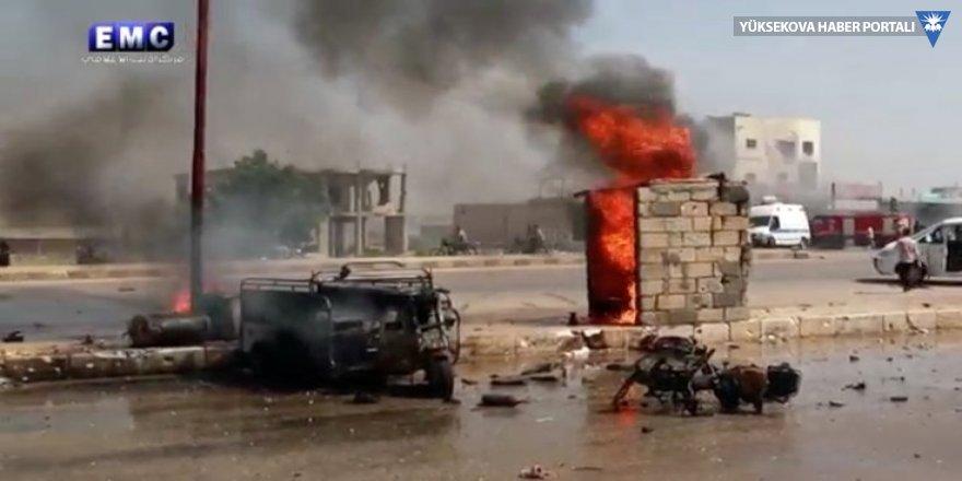 İdlib'de hava saldırısı: En az 20 kişi öldü