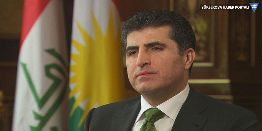 Neçirvan Barzani'den Kürt şair için taziye mesajı