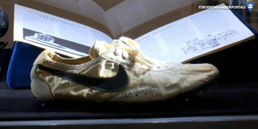 Tarihin en pahalı spor ayakkabısı: 437 bin 500 dolara satıldı