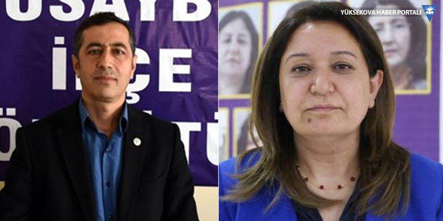 Nusaybin ve Bismil belediye eş başkanları gözaltına alındı