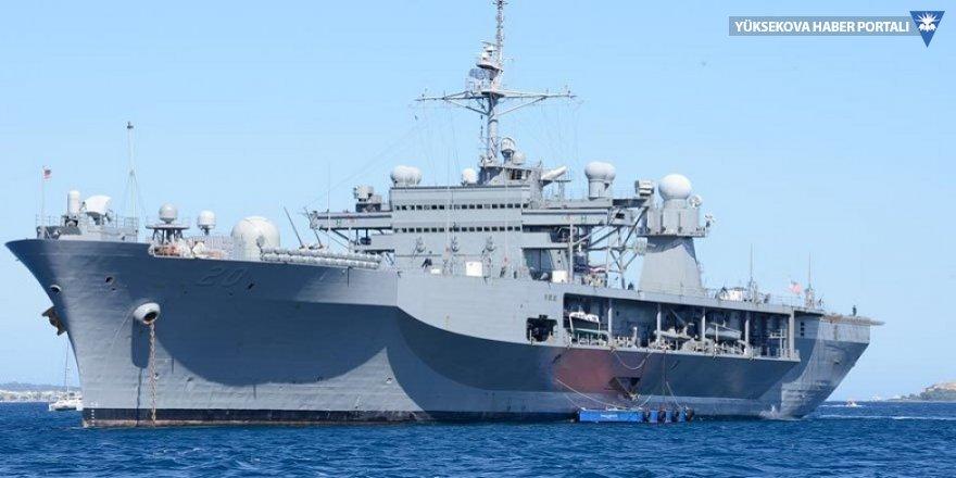 ABD'den İran'a karşı donanma hamlesi