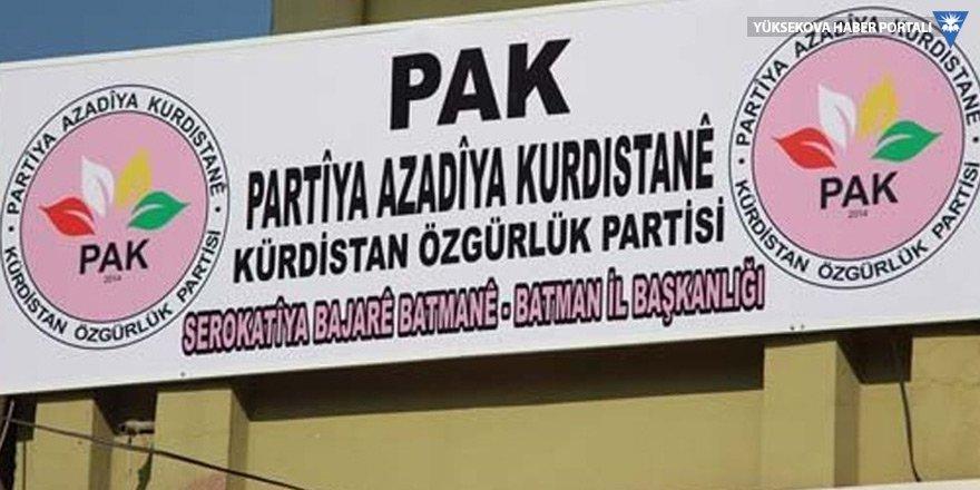 Kapatılması istenen PAK'tan AYM'ye: Kürtlerin varlığı tarihi ve sosyolojik bir gerçektir