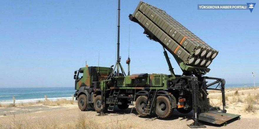 Fransa Türkiye'ye SAMP-T füze savunma sistemi kuracak