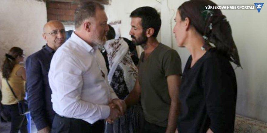 HDP'den Nupelda ve Ayaz'ın ailesine ziyaret
