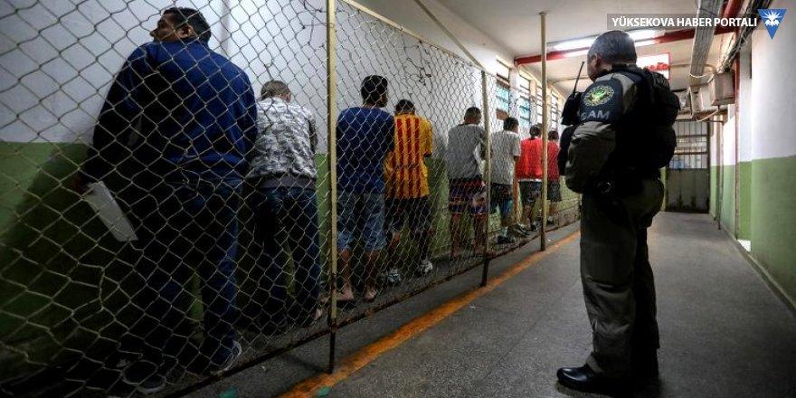Brezilya'da hapishanede kavga: En az 52 ölü