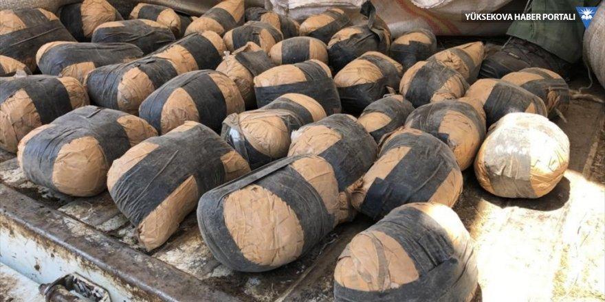 Van'da 17 kilo 402 gram eroin ele geçirildi