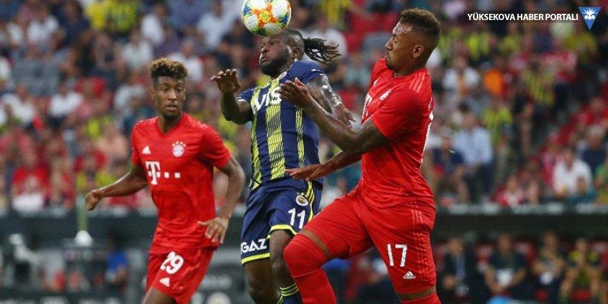 Fenerbahçe'ye 36 dakikada 6 gol