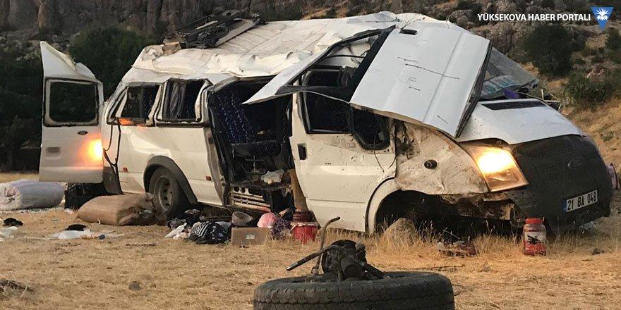Diyarbakır-Bingöl yolunda kaza: Çok sayıda yaralı