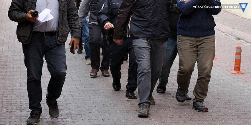 9 ilde 14 kişiye 'FETÖ'den gözaltı