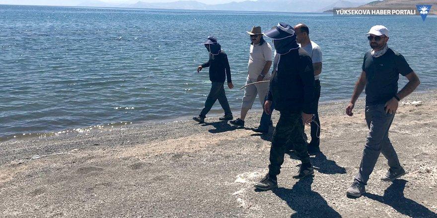 'Van Gölü için bir adım da sen at' kampanyası