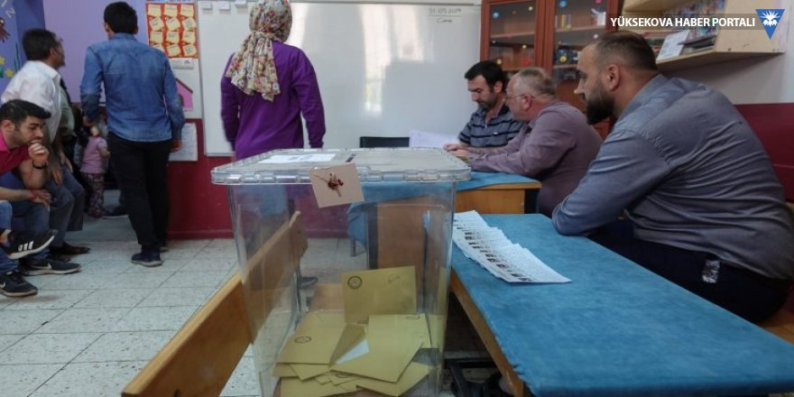 Suvarlı'da belediye başkanlığı seçimi