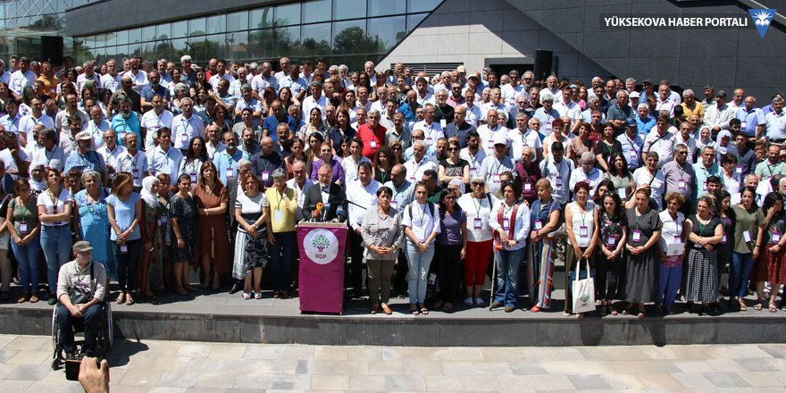 Diyarbakır'dan barış çağrısı