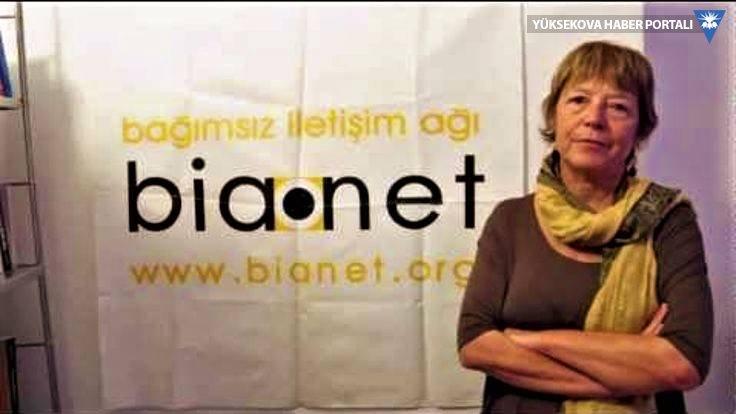 Bianet Proje Danışmanı Mater: Kararı protesto ediyorum