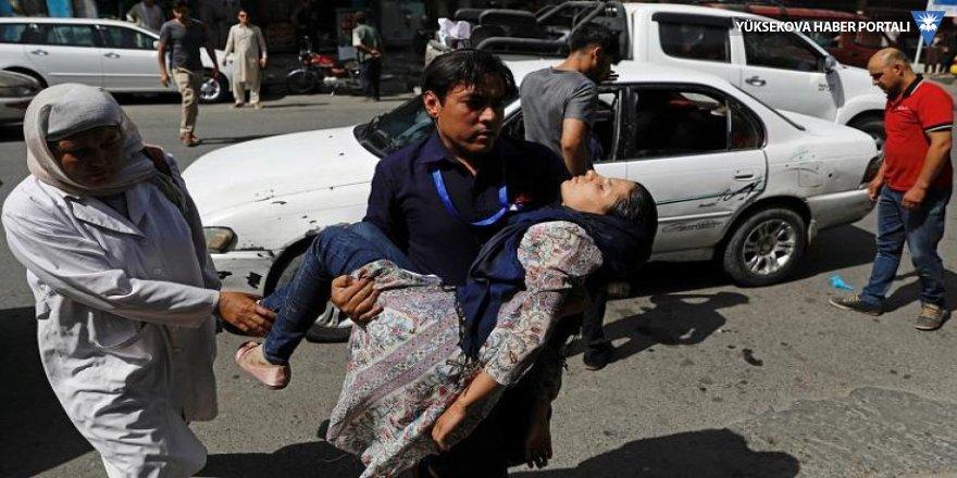 Kabil'de intihar saldırısı: 95 kişi yaralandı