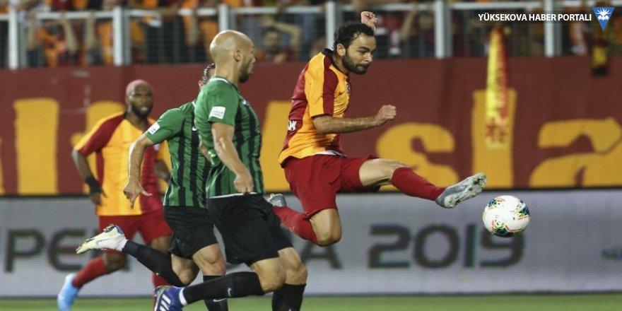 Galatasaray, Süper Kupa şampiyonu oldu