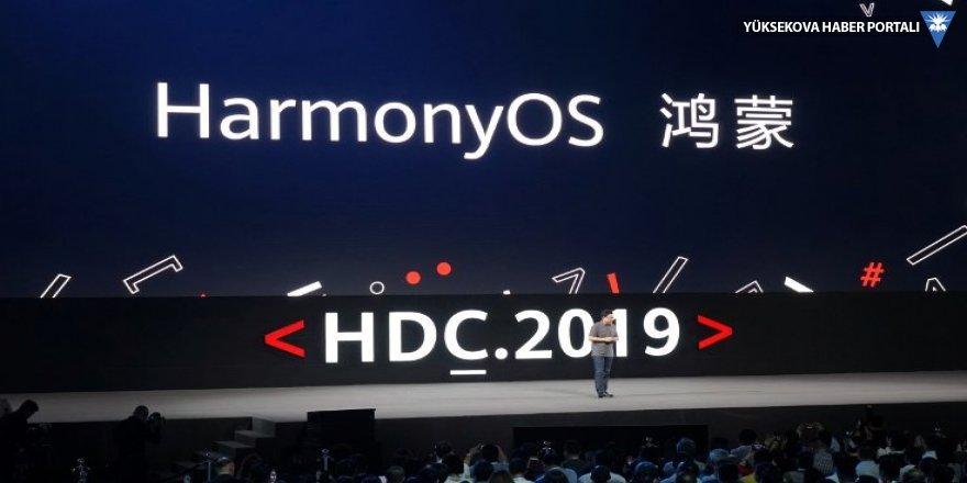 Huawei'den yeni işletim sistemi: HarmonyOS