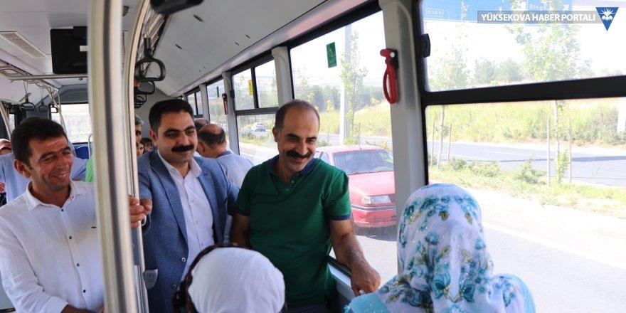Sur Belediyesi Eşbaşkanı Özdemir: Ulaşım sorunu ortaklaşa çözülecek