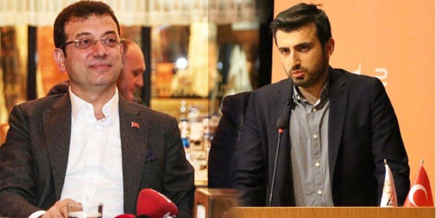 İmamoğlu, Erdoğan'ın damadıyla neden görüştüğünü açıkladı