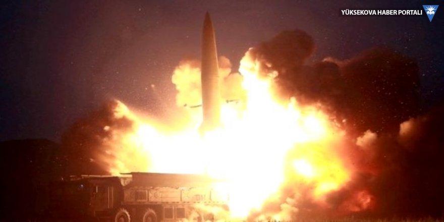 Kuzey Kore'den beşinci füze denemesi