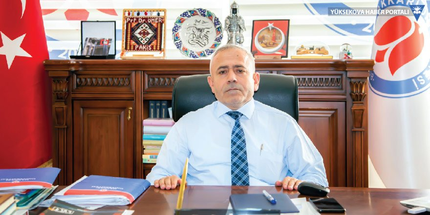 Hakkari Üniversitesi Rektörü Pakiş'ten bayram mesajı