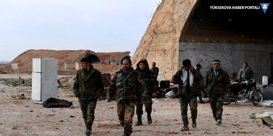 Suriye ordusu İdlib'de bir kasabayı ele geçirdi