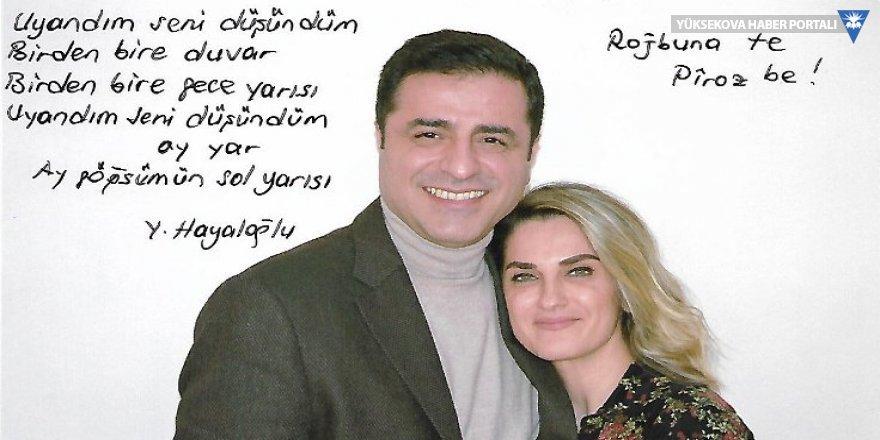 Selahattin Demirtaş'tan doğum günü kutlaması