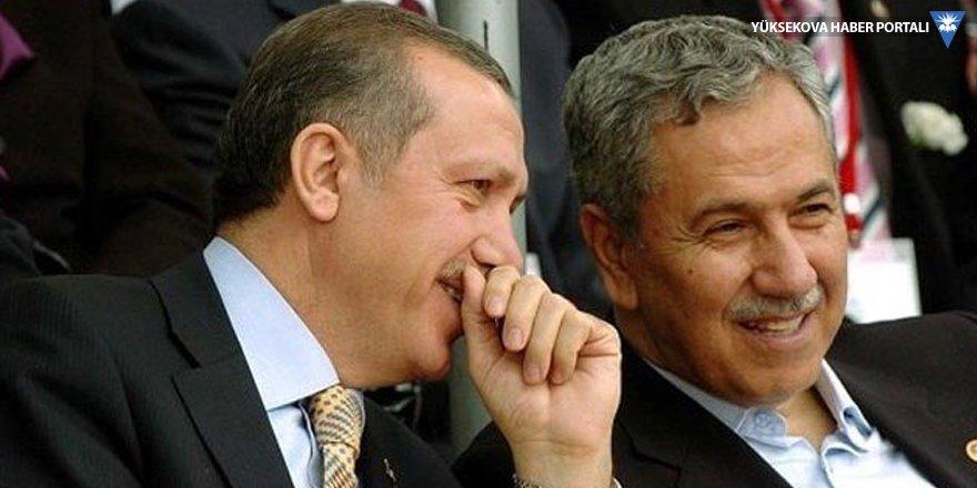 Arınç: AK Parti'yi büyütürken nice badireler atlattık