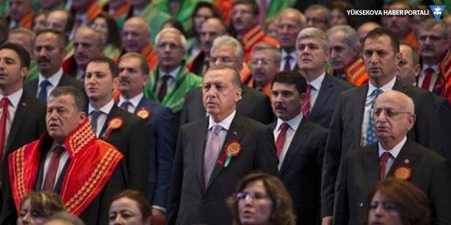 İzmir Barosu adli yıl açılış töreni davetini reddetti