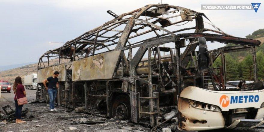 Otobüs yangınlarının nedeni ucuz maliyet arayışı mı?