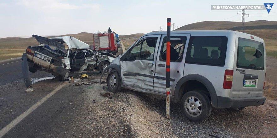Ağrı'da trafik kazası: 2 ölü, 4 yaralı