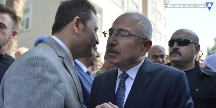 Mardin Valisi Mustafa Yaman ikinci kez kayyım oldu