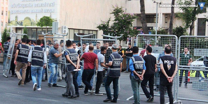 Diyarbakır'da gözaltına alınan 13 kişi serbest