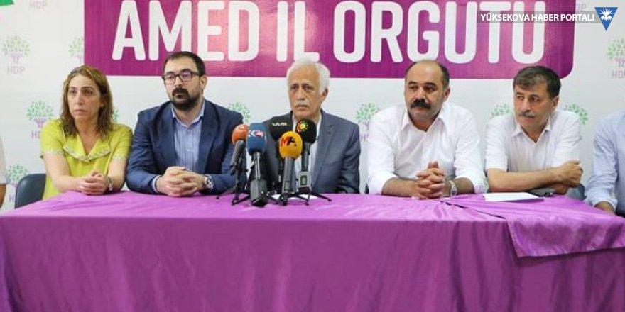 Kürt partileri: Suskun kalmak onaylamaktır