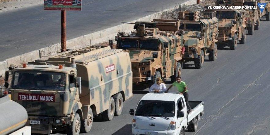 Guardian: Türkiye, Suriye'ye önemli sayıda tank ve asker gönderdi