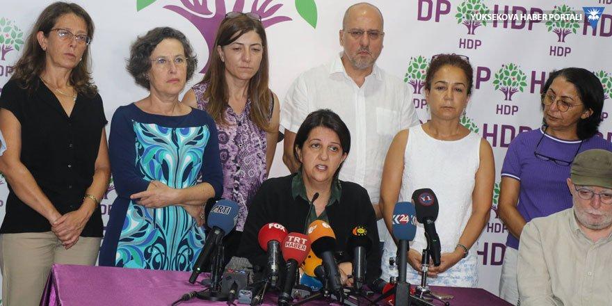 Pervin Buldan'dan Kılıçdaroğlu'na çağrı: Sessizliğinizi bozun, gün bugündür
