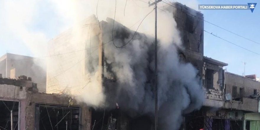 Irak'ta cephanelikte patlama