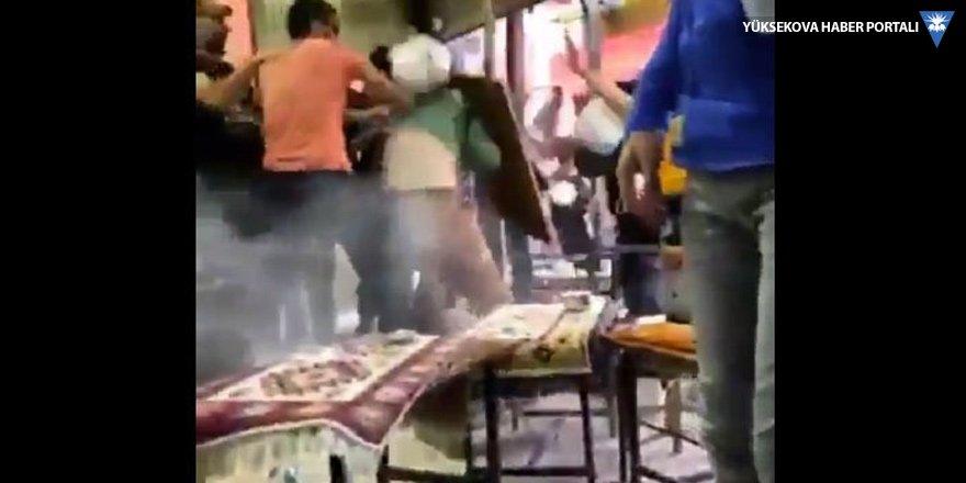 Van'da kayyım protestosuna sert müdahale