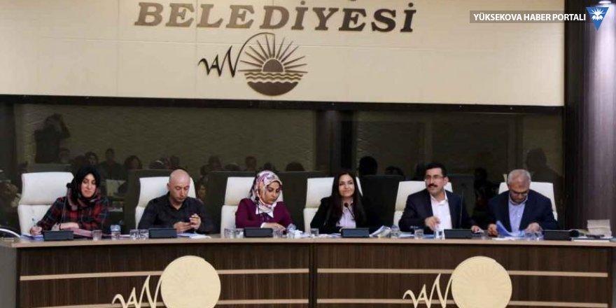 Van'ın üç ilçe belediyesinden HDP'li 9 meclis üyesi uzaklaştırıldı