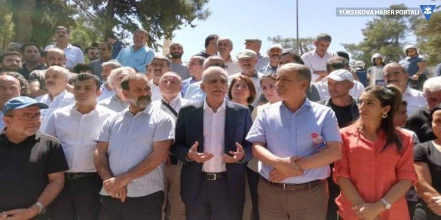 Ahmet Türk: Türk halkı da zarar görüyor