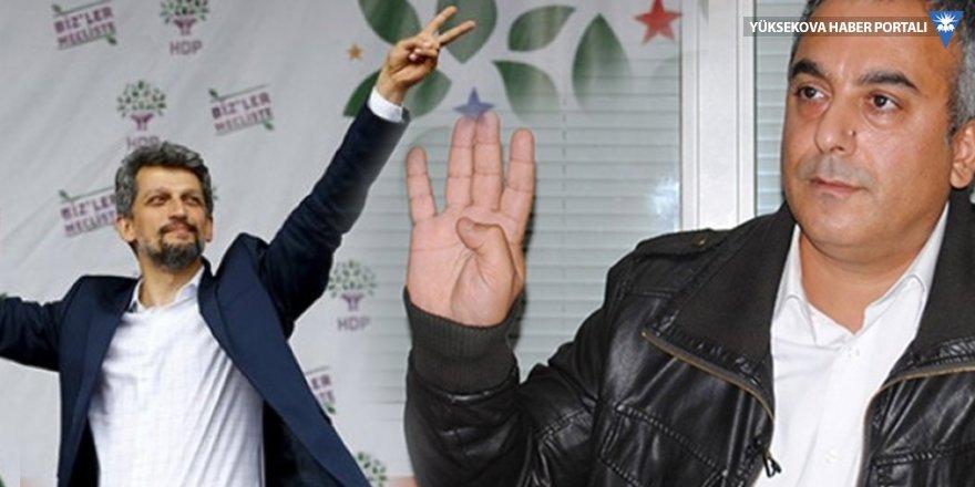 HDP'li Garo Paylan'dan AK Parti'li Markar Esayan'a: İddianı ispatlamazsan müfterisin