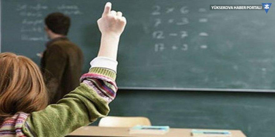 Eğitimde, özel okulların oranı yüzde 25'e ulaştı, kayıtlı öğrenci sayısı 17 yılda 8 kat arttı