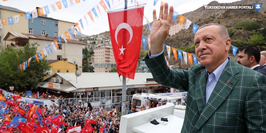 Erdoğan: Biz tehdit mehdit dinlemeyiz